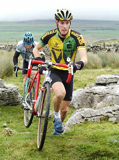 Robert Jebb - winner of the 3 Peaks 2000/02/03/04